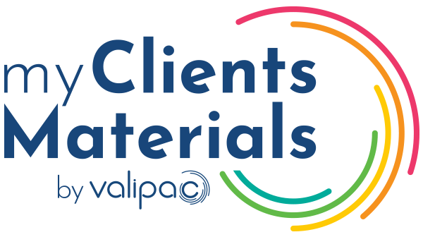 My clients Materials by VAL-I-PAC